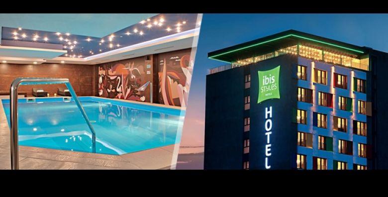 Istrazite ljepote Sarajeva uz smjestaj u luksuznom Ibis Styles Hotelu Odmorite se uz 2 dana i 1 nocenje s doruckom za 2 osobe i uzivanje u bogatom wellness centru  samo 449 kn