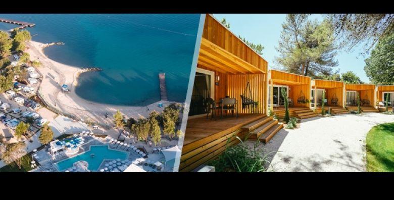 Obiteljski odmor iz snova Mali zimski raj uz more u Falkensteiner Premium Camping Zadar 5 na 3 dana 2 nocenja za do 5 osoba  wellness uzivanje  pice dobrodoslice  od samo 743 kn