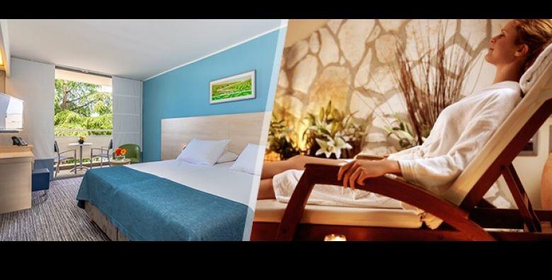 Oslobodite se stresa uz fantasticni Valamar Diamant Hotel u Porecu na 3 dana 2 nocenja s POLUPANSIONOM Prepustite se wellness uzivanju uz bazen fitness  sve za 2 osobe i samo 1086 kn