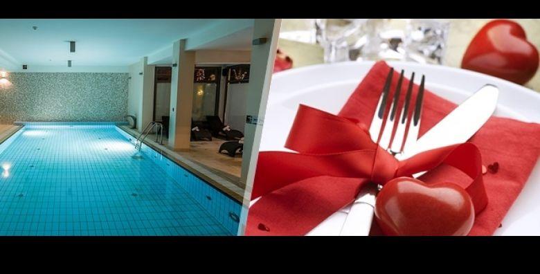 Iznenadite voljenu osobu bajkovitim Valentinovom u Trakoscanu Uzivajte u 3 dana i 2 nocenja s polupansionom bogatom buffet i gala vecerom wellness spa u Hotelu Trakoscan 4  sve za 2 osobe