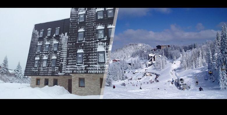 NOVO Zimske radosti na Jahorini Prepustite se snjeznim radostima uz Farus Travel: 5 dana 4 nocenja za do 3 osobe u sobama ili studio apartmanima Jahorina vec od samo 999 kn