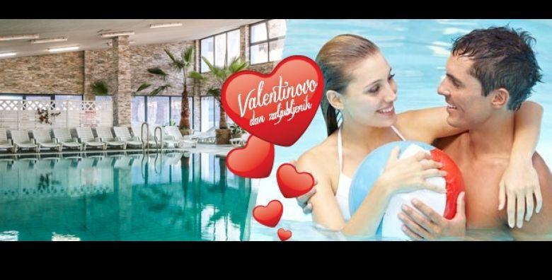 VALENTINOVO u STUBAKIMA 2 POLUPANSIONA ili 1 PUNI PANSION za 2 osobe u Hotelu Matija Gubec uz kupanje saune i masazu te romanticnu veceru uz svijece