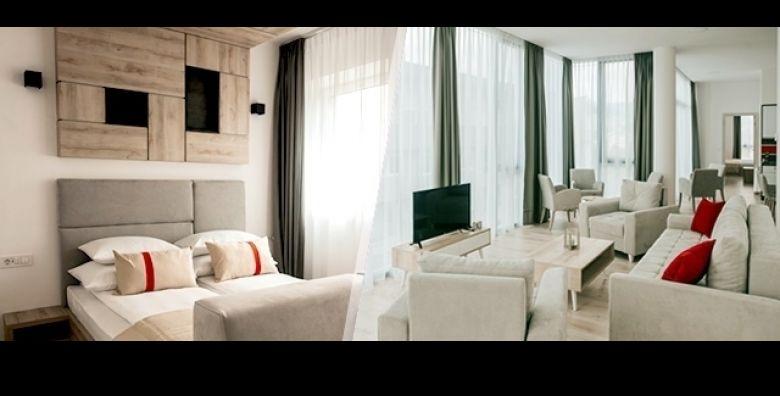 Prepustite se zimskim carolijama Sarajeva uz kratki odmor na 2 dana 1 nocenje s doruckom u luksuznom Prestige apartmanu u samom centru sve za 2 osobe i samo 339 kn