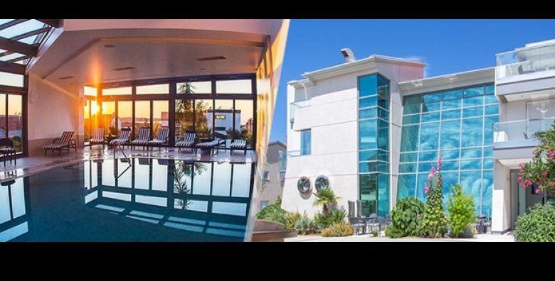 Zimski wellness odmor u Puli  3 dana i 2 nocenja s doruckom za 2 osobe u Adrion Aparthotelu i opustanje u bazenu privatnoj sauni i parnoj kupelji  Djeca do 3 g GRATIS