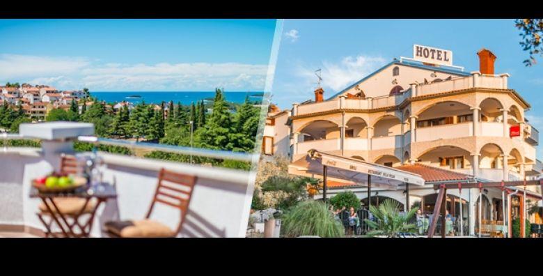 Mediteranske drazi u zimskom ruhu Luksuzna Villa Vrsar u Vrsaru poziva Vas na 3 dana 2 nocenja sa POLUPANSIONOM uz mogucnost koristenja wellnessa sve za 2 osobe  dijete do 6 g  od samo 699 kn