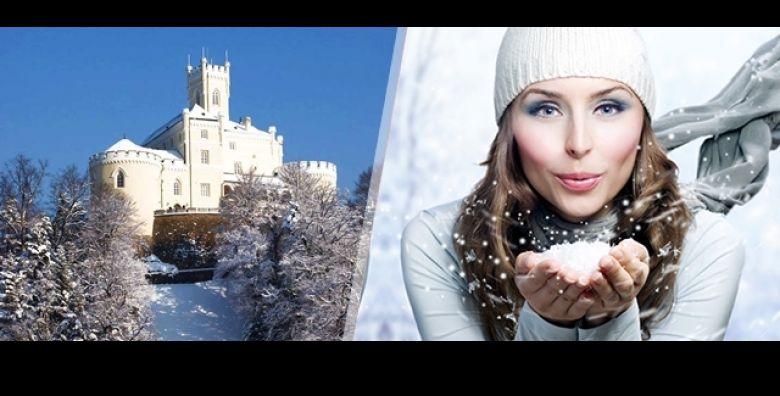 Ostvarite svoju bajku u zimskoj idili Hotela Trakoscan 4  Provedite 1 ili 2 nocenja sa polupansionom za 2 osobe opustite se uz bogati wellness spa i istrazite dvorac Trakoscan