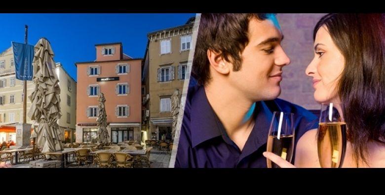 Valentinovo u Splitu Provedite vikend zaljubljenih u Palace Suites Heritage Hotelu uz 3 dana i 2 nocenja na bazi dorucka za 2 osobe i izbor sobe a ocekuje Vas i boca vina za dobrodoslicu