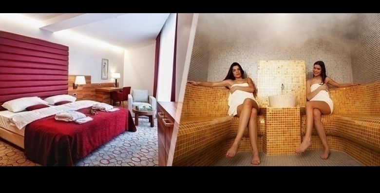 Wellness bijeg preko tjedna u Ivanic Gradu 2 dana 1 nocenje s doruckom za 2 osobe u Hotelu Sport 4 uz saune bazen jacuzzi  samo 349 kn Djeca do 5 g GRATIS