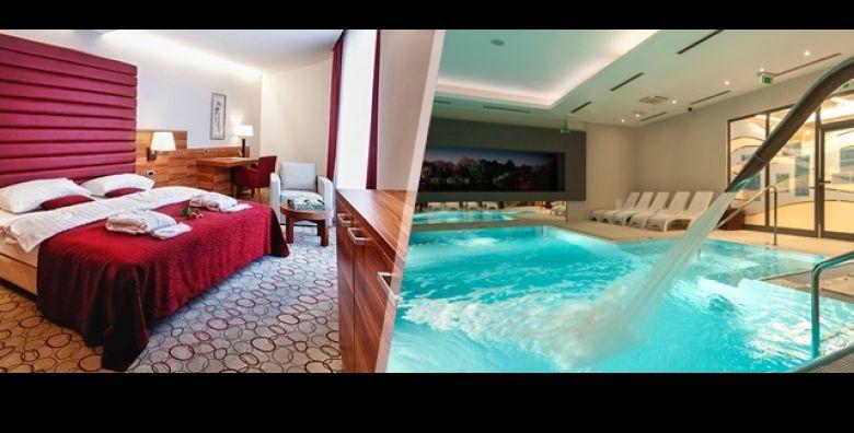 Wellness bijeg preko tjedna uz 1 nocenje ili vikend odmor uz 2 nocenja sve uz usluge POLUPANSIONA za 2 osobe u Hotelu Sport 4 uz saune bazen fitness centar i od samo 349 kn