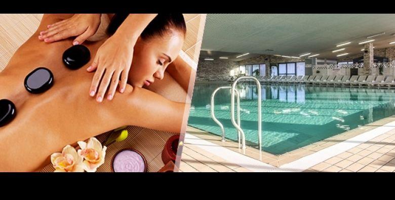 Trostruki wellness dozivljaj u srcu Stubickih Toplica Cjelodnevno kupanje  gratis saune  60 minuta HOT STONE masaze u kupalistu Hotela Matija Gubec za samo 268 kn osobi