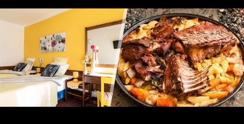 Nadomak neodoljive prirode Plitvica i blizu Zagreba ocekuje Vas Hotel Josipdol  na 2 dana 1 nocenje s doruckom za 2 osobe i slasnom mladom lickom janjetinom ispod peke u POLA CIJENE