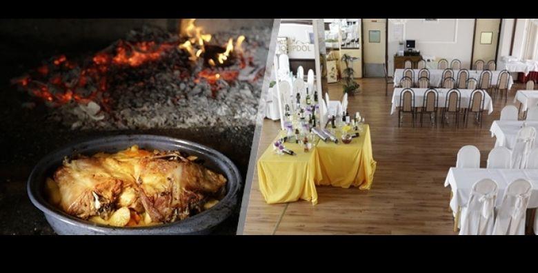 Bijeg od gradske buke Tradicionalni okusi autohtone kuhinje uz bogatu veceru i odmor na 2 dana 1 nocenje s doruckom u Hotelu Josipdol za 2 osobe i to za samo 359 kn