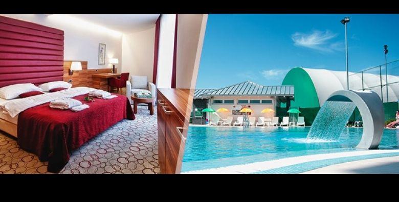 Wellness odmor uz vikend ili tjednu opciju u Ivanic Gradu 2 dana 1 nocenje s POLUPANSIONOM u hotelu Sport 4 uz koristenje vanjske saune bazena jacuzzija  od samo 479 kn