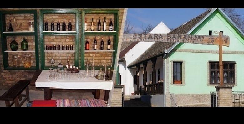 Zavirite u carstvo vina i gastronomije u Baranji Osjetite jesenske blagodati na 3 dana 2 nocenja s doruckom i picem dobrodoslice u autohtonoj kuci na domacinstvu Stara Baranja za 2 osobe