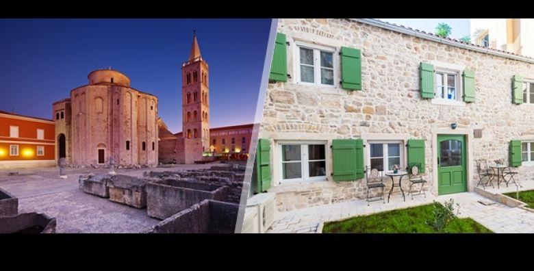 Moderni i elegantni 10 Heritage Rooms uvodi Vas u bastinu Zadra Istrazite mediteransku kulturu uz 1 ili 2 nocenja s doruckom ili Polupansionom za 1 ili 2 osobe od samo 249 kn