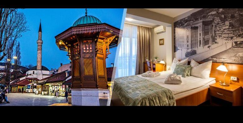 Idealan i harmonican zimski odmor u Sarajevu Obiteljski hotel Harmony poziva Vas na 2 dana 1 nocenje za 2 3 ili 4 osobe ovisno o izboru sobe a djeca do 5 godina su GRATIS  vec od samo 228 kn