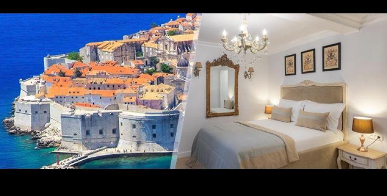 Idilican predah i istrazivanje bastine Dubrovnika uz 3 4 ili 7 nocenja za 2 osobe u luksuznim sobama Vivaldi   u centru Starog grada i uz 75posto popusta  od samo 938 kn Dugi rok iskoristivosti