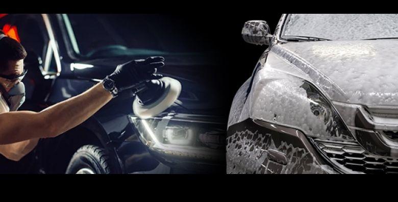 Priustite svom limenom ljubimcu kompletno pranje TOP ponuda za unutarnje i vanjsko pranje automobila  vosak u Detail Autolabu u Zagrebu za samo 59 kn