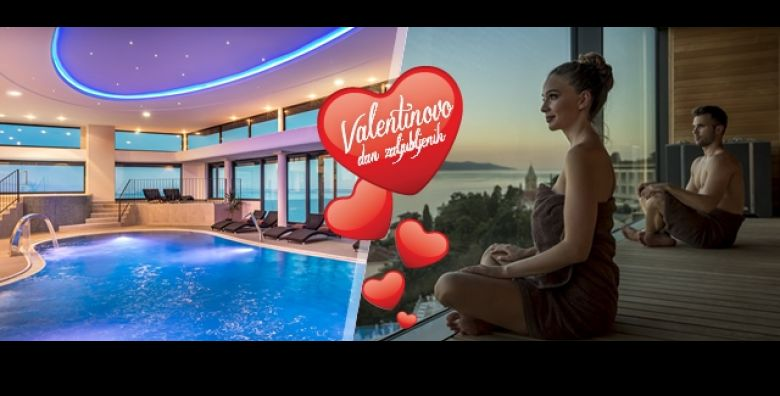 Probudite strast i romantiku uz luksuzni Grand Hotel Adriatic I i II u bajnoj Opatiji na 3 dana 2 nocenja s Polupansionom i uzivanjem u panoramskom wellnessu spa sve za 2 osobe i djecu do 4 g