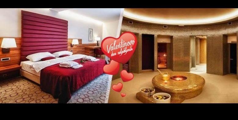 Sve nam mirise na  LJUBAV Hotel Sport 4 u Ivanic Gradu: romanticno VALENTINOVO za 2 osobe uz 2 nocenja s doruckom te bogate vecere u 4 slijeda  mirisni programi u saunama  wellness spa
