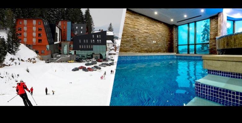 Pobjegnite od lockdowna na Vlasic uz 1 ili 2 nocenja s doruckom i bogati Wellness Spa paket za 2 osobe u luksuznom Hotelu Blanca Resort Spa  vec od SAMO 796 kn
