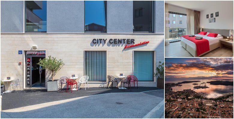 PULA  2 nocenja za dvoje u dvokrevetnoj sobi Premium ili Superior s ukljucenim doruckom u Pula City Center Accommodation 4 za 1 284 kn
