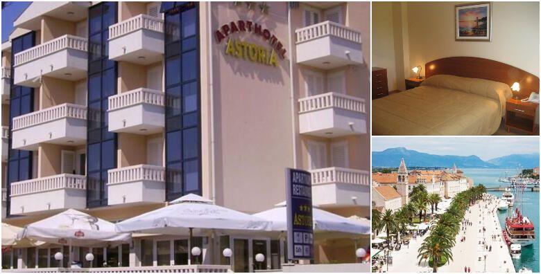 Posjetite nestvarno lijep Trogir uz 2 ili 3 nocenja s ukljucenim doruckom za dvije osobe u Aparthotelu Astoria 3 od 529 kn