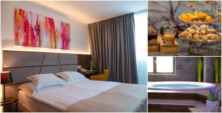 OPATIJA  uzivajte u Biseru Jadrana uz 1 ili 2 nocenja s polupansionom za 2 osobe u Hotelu Paris 4 po super cijeni od 537 kn