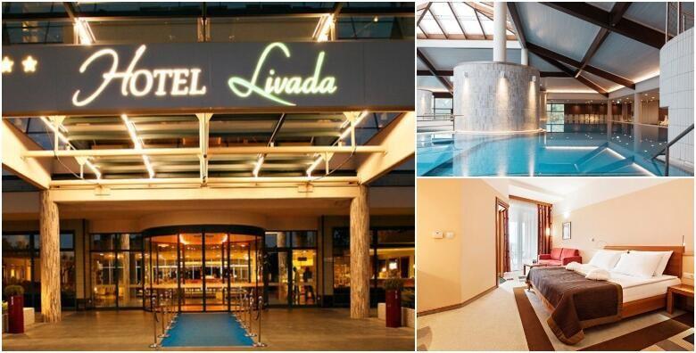 TERME 3000  odmor iz snova uz 2 nocenja s doruckom za dvoje u luksuznom Hotelu Livada Prestige 5 s kupanjem u hotelskim bazenima i Termama od 1 747 kn