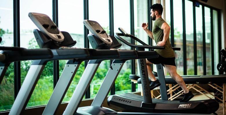 Pokrenite se odmah te dovedite svoje tijelo u formu uz mjesec ili 2 mjeseca neogranicenog koristenja teretane od 135 kn