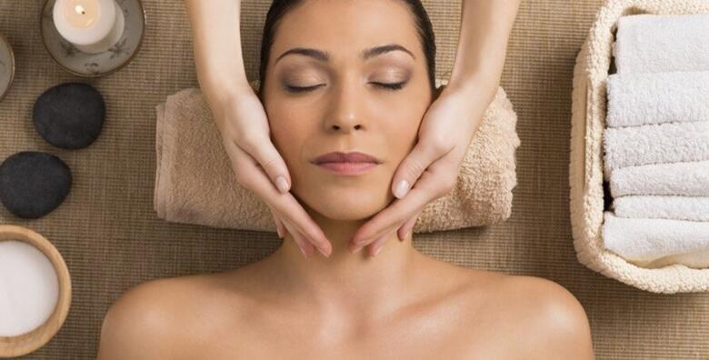 Anti age masaza lica vrata i dekoltea  potaknite cirikulaciju i zagladite kozu u GARGANO Med Contour Multipower Estetskom centru njege lica i tijela za samo 99 kn