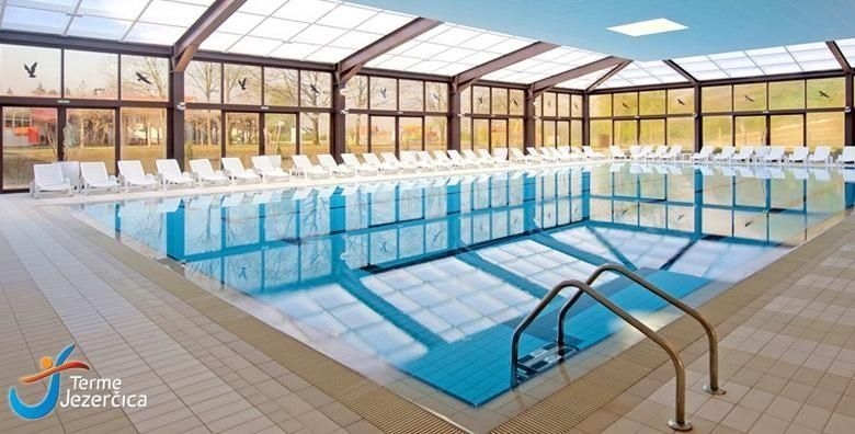 TERME JEZERCICA  cjelodnevno uzivanje za djecu i odrasle na unutarnjim bazenima s termalnom vodom vec od 29 kn