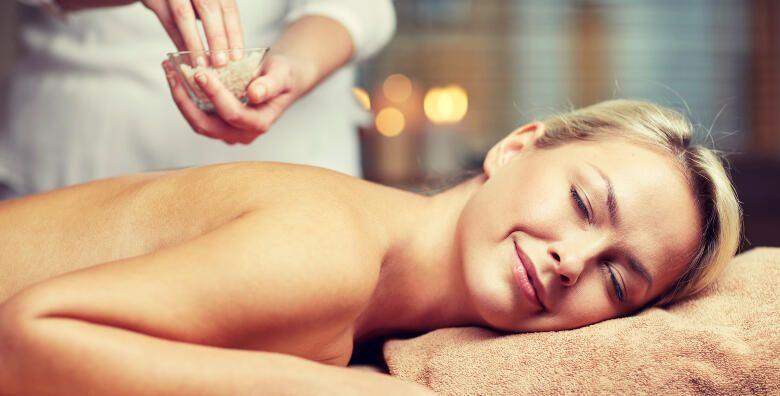 Priustite si trenutke duboke relaksacije uz stress relief aromaterapijsku masazu cijelog tijela u trajanju 90 minuta za 149 kn