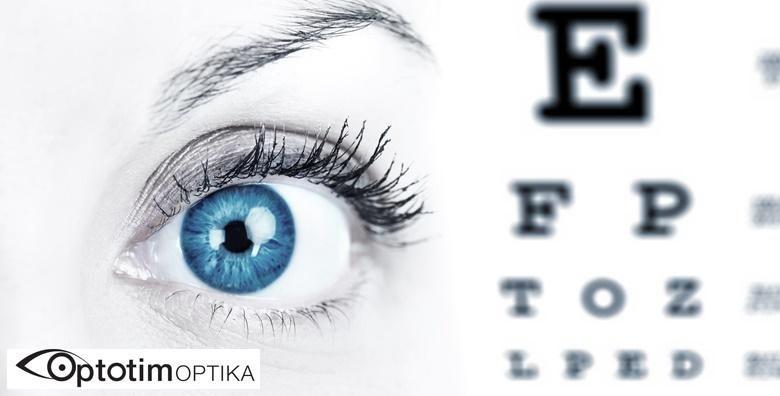Kompletan oftalmoloski pregled u Poliklinici Optotim  pridruzite se tisucama zadovoljnih korisnika ponude za samo 99 kn