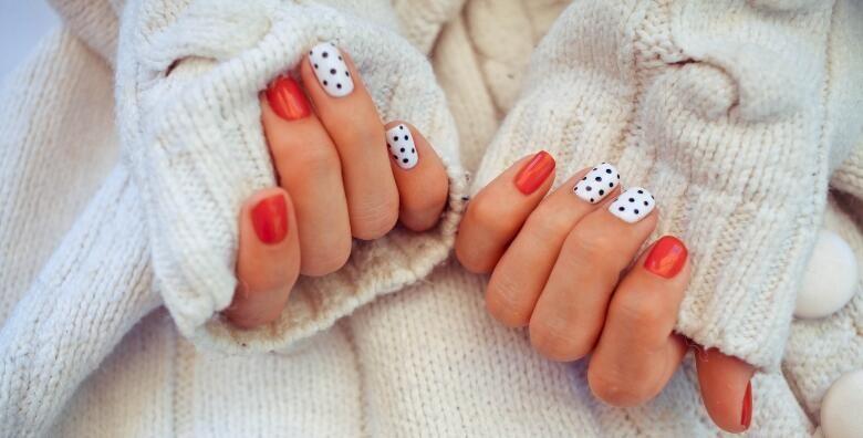 Manikura i trajni lak  za uredjene nokte prepustite se strucnjacima u novootvorenom salonu Magnifique Nails Salon  Spa za samo 69 kn