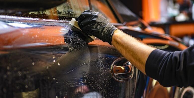 Neka Vas metalni ljubimac zasja uz vanjsko pranje i zastitu voskom u Autopraonici Zagrepcanka za samo 99 kn