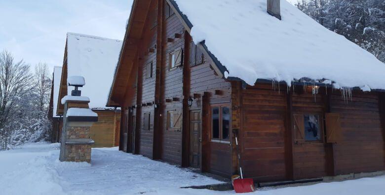 BJELOLASICA  napunite baterije na najvisoj planini Gorskog kotara 2 nocenja za 2 do 5 osoba u drvenoj planinskoj kuci 3 za 599 kn