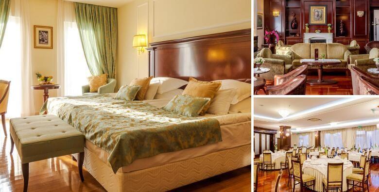 SOLIN  provedite romanticno Valentinovo u Hotelu President 5 uz 2 nocenja s polupansionom za 2 osobe i koristenje wellness i SPA sadrzaja za 1 050 kn