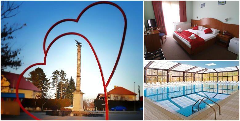 Valentinovo u Hotelu Zagi 3  obiljezite Dan zaljubljenih i opustite se s najdrazom osobom u romanticnom vikendu uz 1 ili 2 nocenja s polupansionom ili punim pansionom od 646 kn