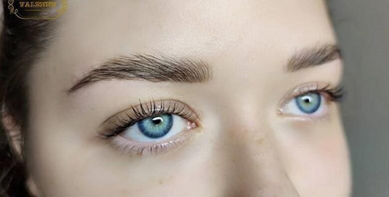 Tretman po izboru  lash lift i bojanje trepavica ili laminacija obrva uz gratis bojanje obrva u Salonu ljepote Valenne za samo 99 kn