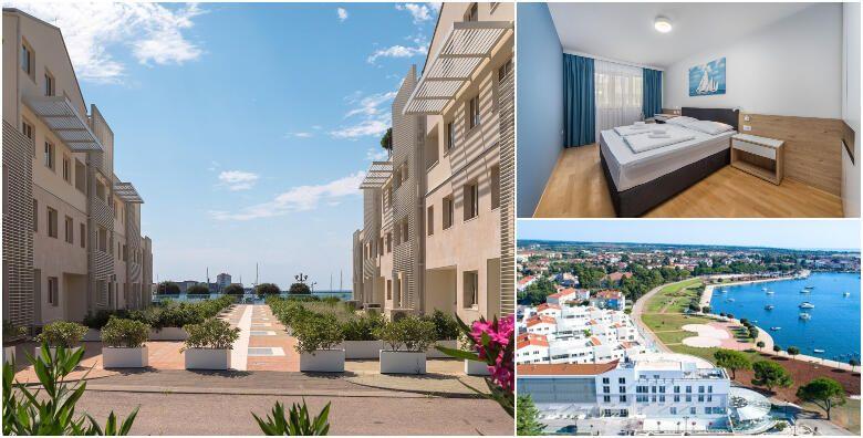 Umag  dugorocni najam luksuznih apartmana na 7 ili 30 dana za 2 do 4 osobe u Garden Palace Resortu 4 od 1 057 kn