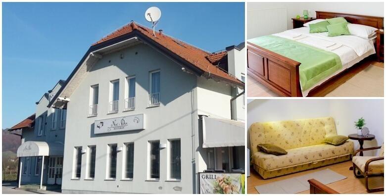 Tuheljske toplice  2 nocenja s polupansionom za 2 osobe u sobama 3 uz ulaznice za Terme Tuhelj za 999 kn