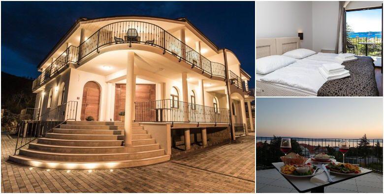SELCE  otkrijte ovo simpaticno mjesto uz 1 ili vise nocenja s doruckom za dvoje u luksuznim sobama Pansiona Preza 4 vec od 299 kn