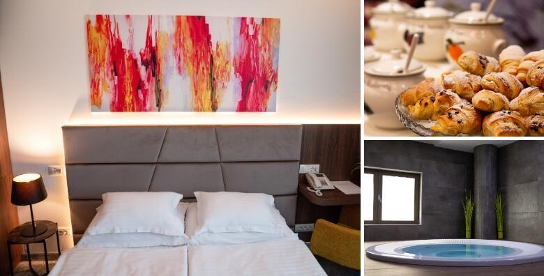 Dozivite cari Opatije uz 2 nocenja s polupansionom za dvije osobe u elegantnom Hotelu Paris 4 i koristenjem spa oaze za 977 kn