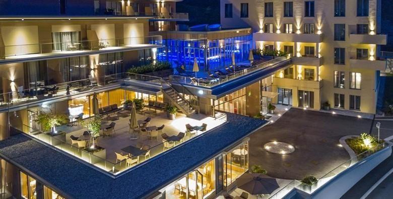 Kraljevski odmor u luksuznom Hotelu Atlantida 5 u Rogaskoj Slatini  2 nocenja s polupansionom za dvoje uz koristenje bazena i sauna za 1 927 kn