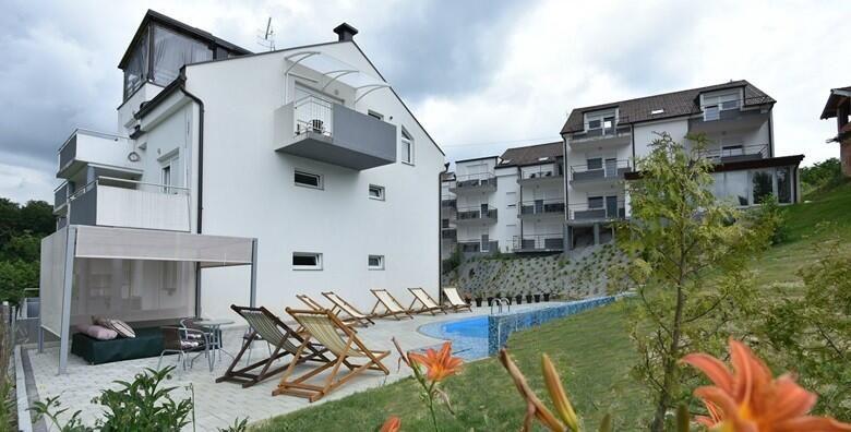 Toplice Sv Martin  2 nocenja za dvoje u apartmanima Lapaz 4 uz koristenje wellness centra vec od 499 kn