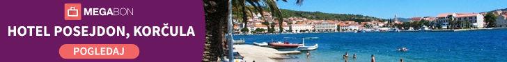 Hotel Posejdon - Ljeto na Korčuli